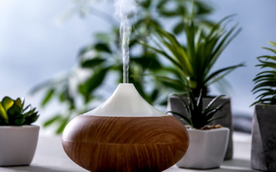 Health Benefits of Diffusing Essential Oils