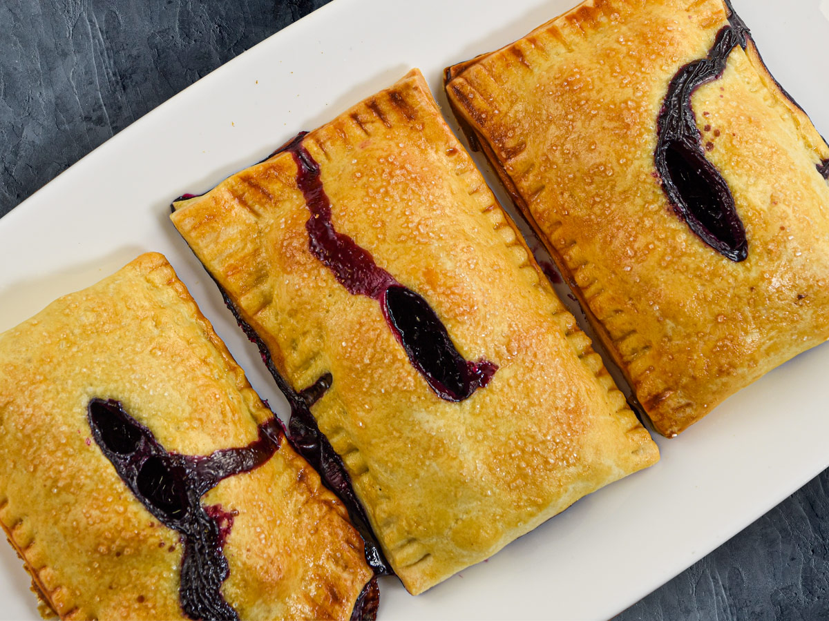 Blueberry Hand Pie