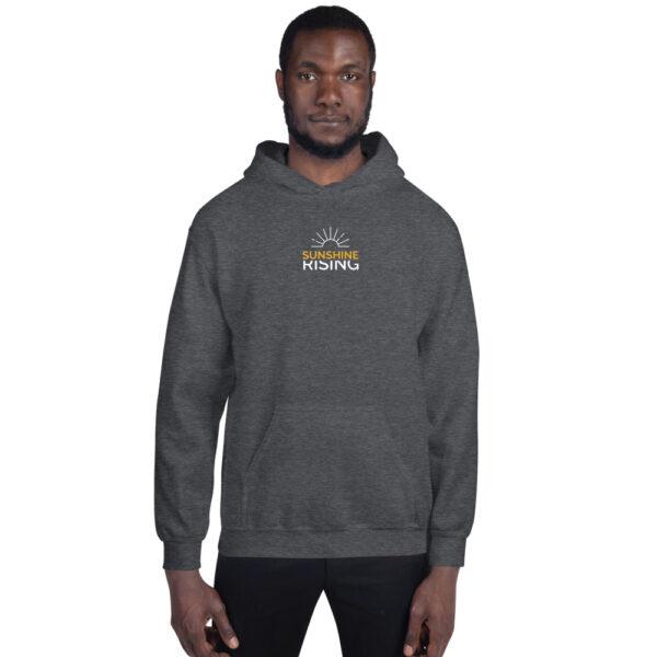 sunshine rising hoodie